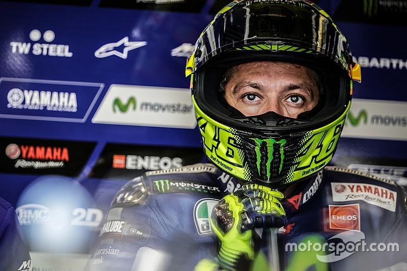 """""""Это позор"""". Откровенный разговор Росси с боссом MotoGP"""