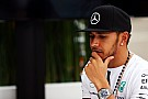 Hamilton no se siente bien, pero correrá en Brasil