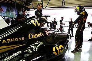 F1 Noticias de última hora Policía frena a Lotus en Interlagos, la escudería no se preocupa