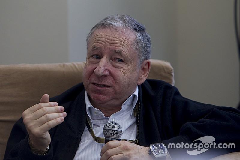 """Todt: """"La FIA non teme l'esposto alla Commissione EU"""""""