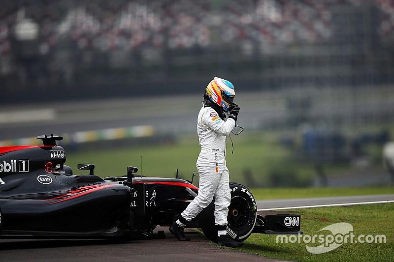 "Alonso: ""Telaio al top ma motore acerbo"""