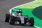 Lewis Hamilton opnieuw verslagen: