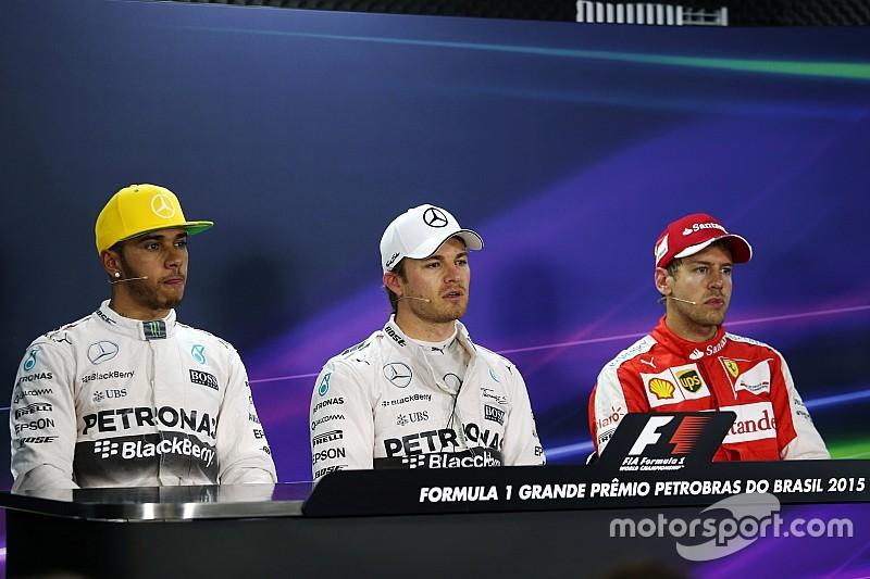 Vettel y Rosberg, sorprendidos por la tragedia en París