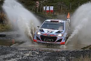 WRC 赛段报告 WRC英国站次日:奥吉尔继续领先米克