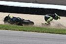 В 2015-м число падений в MotoGP увеличилось