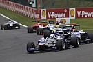 Maximaal vier auto's per team in GP3