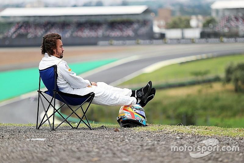 """Alonso: """"Sdraio? Penserò ancora qualcosa se capita"""""""