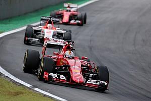 Формула 1 Комментарий Эллисон уверен, что Ferrari сможет догнать Mercedes в 2016-м