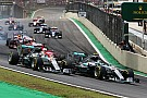 La fórmula de motor en F1 está