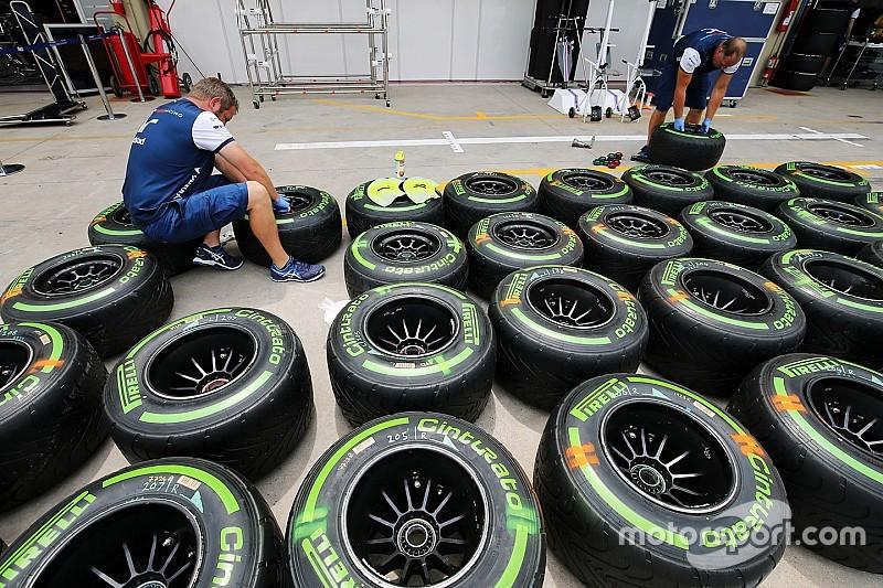 Хембри признал, что Pirelli была слишком консервативна в сезоне-2015