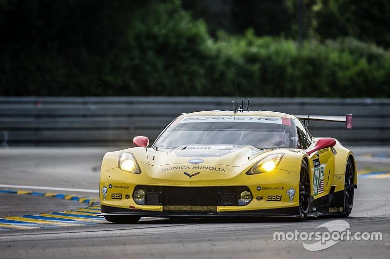 Corvette confirms 2016 Le Mans driver line-ups