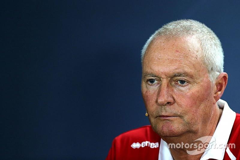 Booth n'écarte pas un retour en F1 à l'avenir