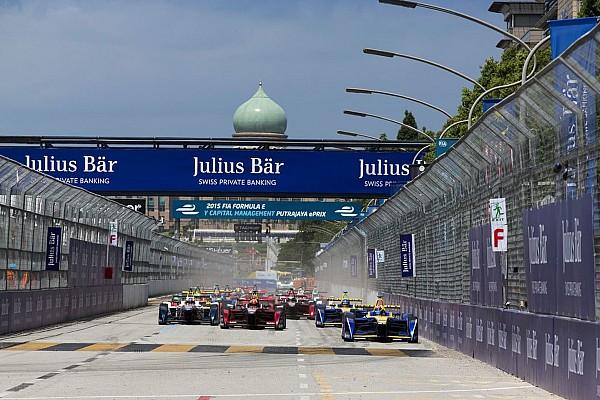 Formula E Video, il meglio dell'on board camera a Putrajaya