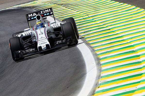 Williams annule son appel de l'exclusion de Massa au Brésil