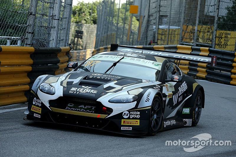 FIA GT World Cup: Mucke e la Aston Martin in pole