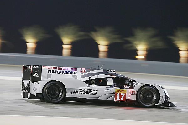 WEC巴林6小时:保时捷17号车夺取本赛季最后一个杆位