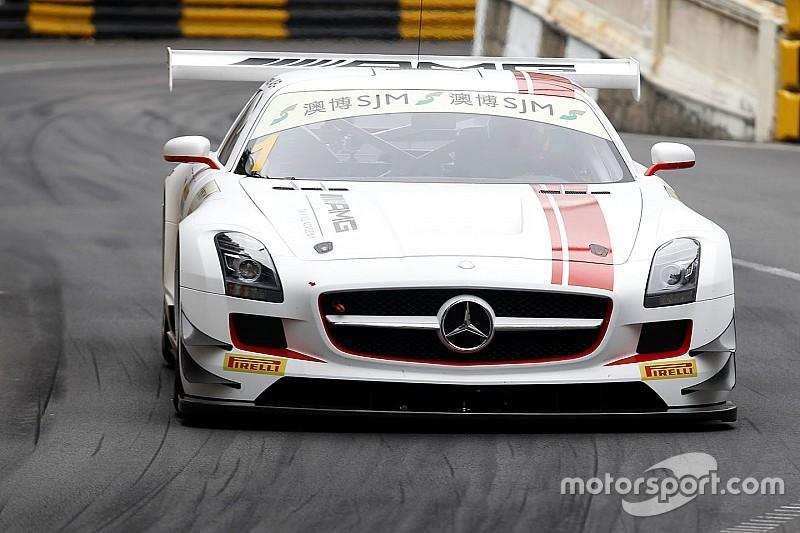 Энгель завоевал Кубок мира FIA GT