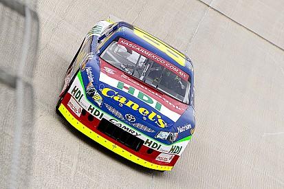 Rafael Martínez se lleva la última pole de NASCAR México