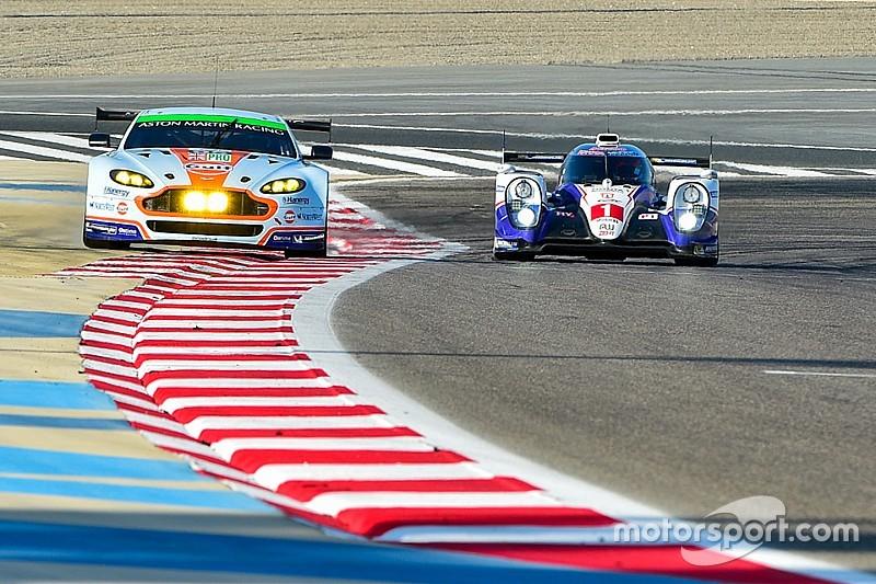 林恩首次测试丰田LMP1:这是一次特别的体验