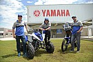 Yamaha presentó su equipo para el Dakar 2016
