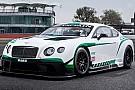 Il Team Parker Racing si lega alla Bentley per il 2016
