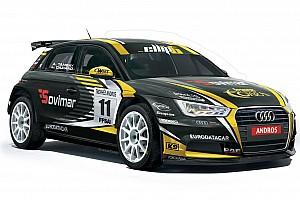 Offroad Actualités Panis et Tambay mèneront la charge Audi WRT dans le Trophée Andros