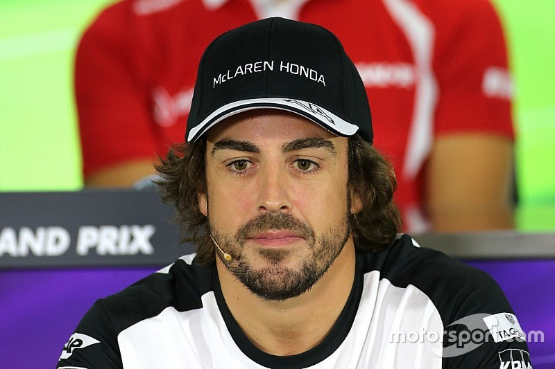 """Painful 2015 was """"necessary"""" for Alonso"""