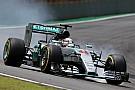 Hamilton: Car balance change has favoured Rosberg