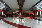 Parque da Ferrari em Abu Dhabi faz aquecimento para GP