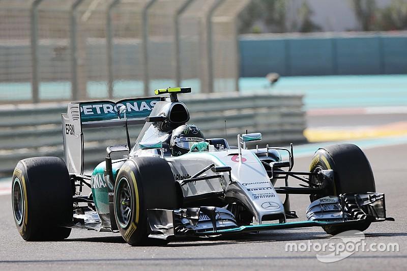 Rosberg tiene preocupación por su motor