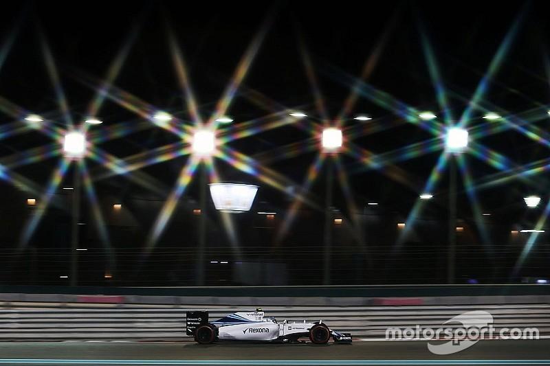 Bottas - Williams pas encore au niveau attendu à Abu Dhabi
