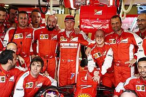 F1 Noticias de última hora Räikkönen es un hombre regular de podios nocturnos