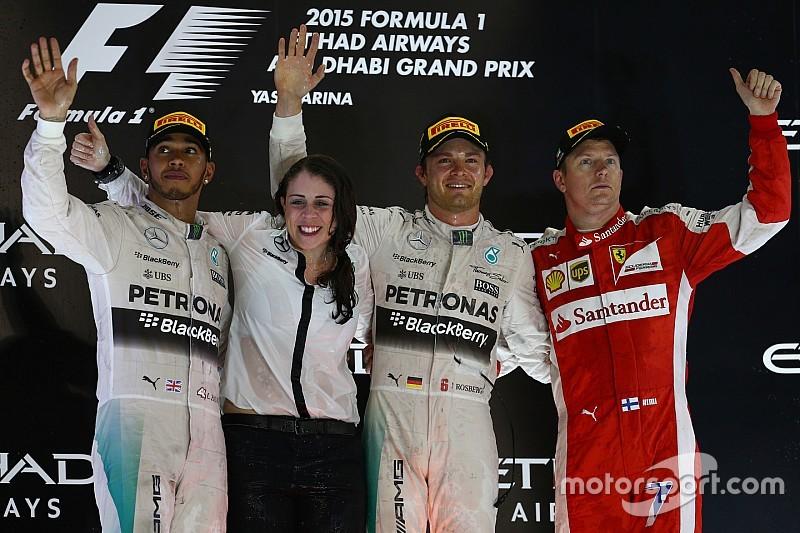 Wolff: 'Hamilton had ook op zachte band niet gewonnen'
