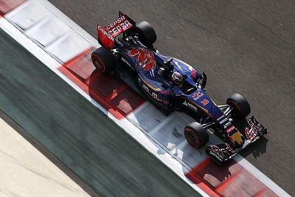Topshots: Max Verstappen in Abu Dhabi