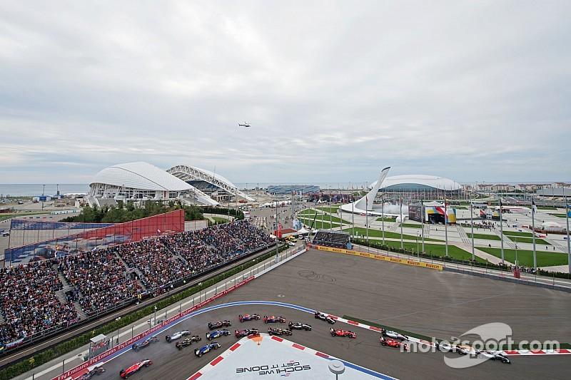 Старт продаж билетов на Гран При России – 4 декабря