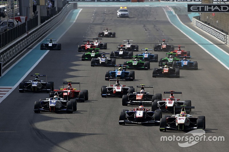 Leclerc, Dennis and Alesi headline entry list for GP3 test