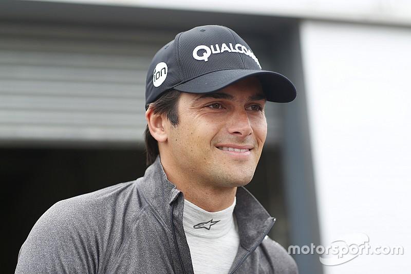 Formel-E-Champion Nelson Piquet vor LMP1-Test mit Nissan