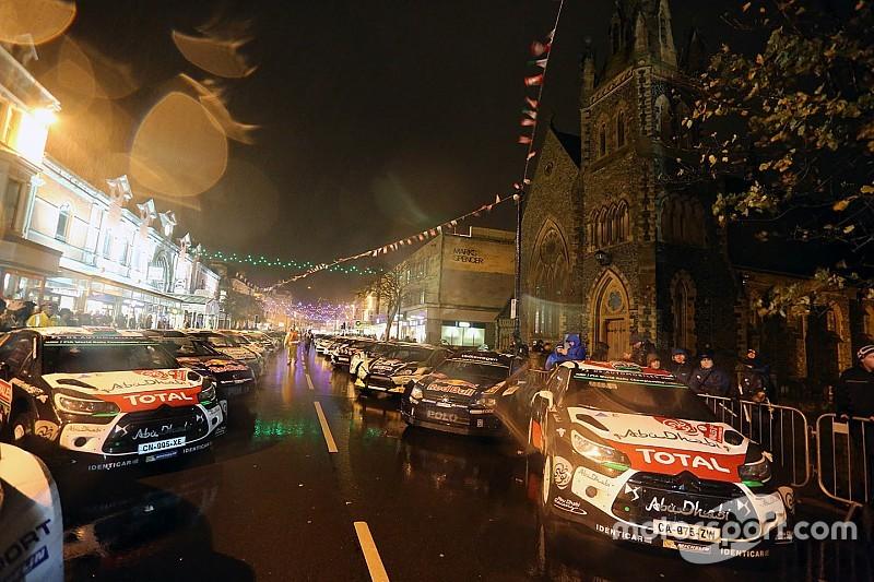 Argentina y México se mantienen en el WRC 2016