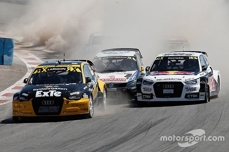 World RX and Euro RX heats to run separately from 2016