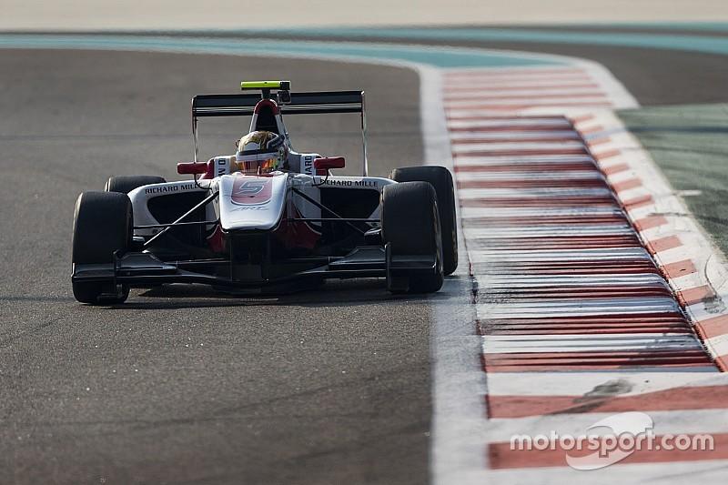 Leclerc retakes top spot on Day 3 of Yas Marina test