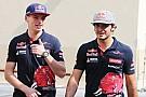 Toro Rosso confirme ses pilotes pour 2016