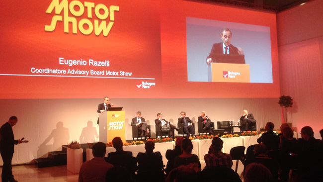 Il Motor Show 4.0 punta tutto sul 2016