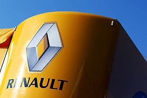 Формула 1 Новость Renault рассчитывает приехать на первые тесты