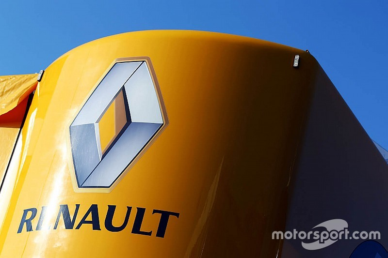 Renault рассчитывает приехать на первые тесты