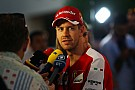 "Sebastian Vettel: ""Michael Schumacher ist bei Ferrari allgegenwärtig"""