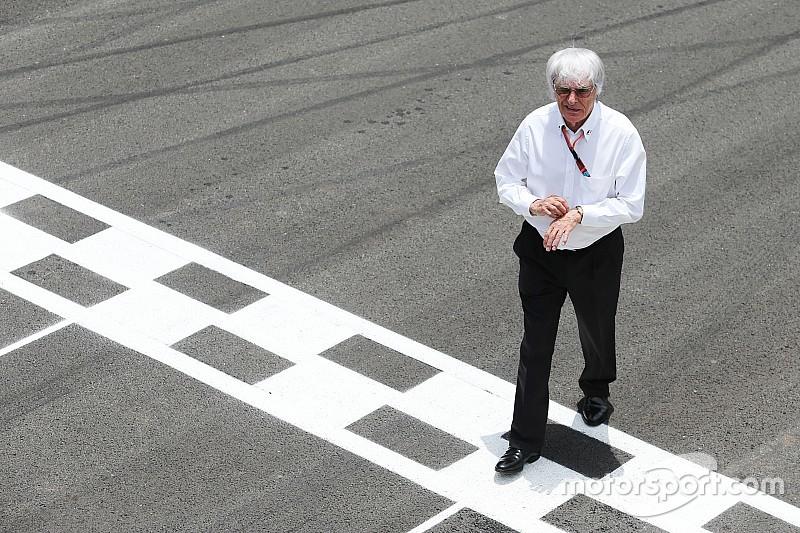"""Ecclestone - Sans moteur indépendant, la F1 sera """"détruite"""""""
