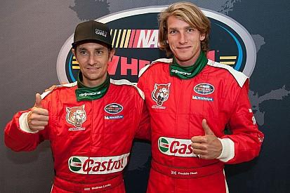 О борьбе Лауды и Ханта в европейском NASCAR снимут фильм