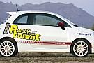 Abarth partner ufficiale di Rally Italia Talent