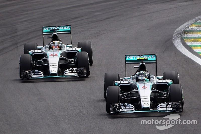 В Mercedes сохранят равный статус своим пилотам