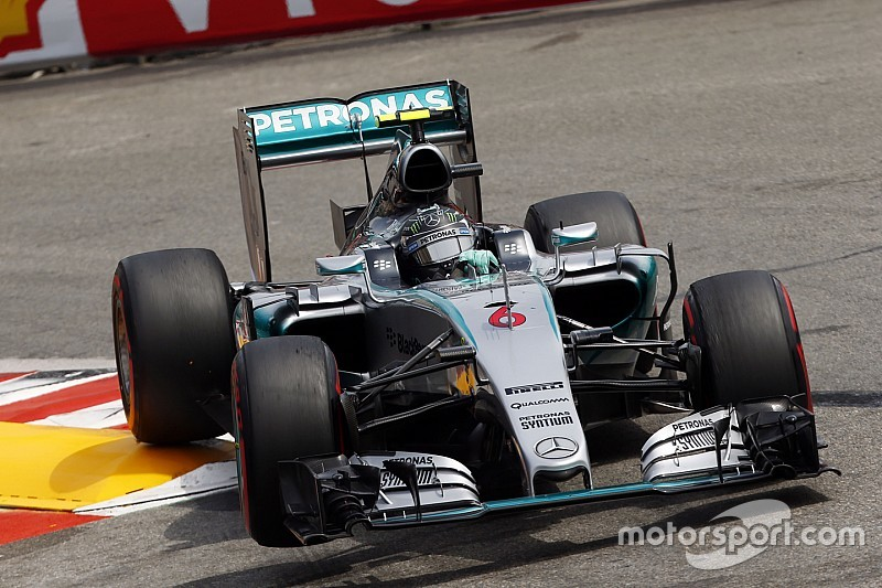 Bilan 2015 - Nico Rosberg, touché mais pas coulé?
